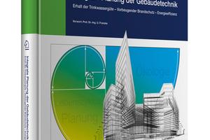 """Das rund 400 Seiten starke VDI-Fachbuch """"Integrale Planung der Gebäudetechnik"""" ist im Buchhandel erhältlich."""