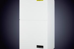 """""""profiair 180 sensor"""" und """"profi-air 300 sensor"""" sind Lüftungsgeräte zur Wand- bzw. Schrankmontage in Wohnungen und Einfamilienhäusern.<br />"""