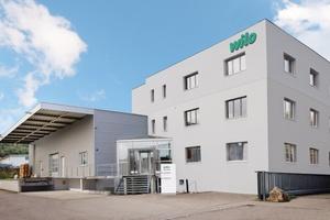 Der Hauptsitz der Wilo Schweiz AG in Rheinfelden