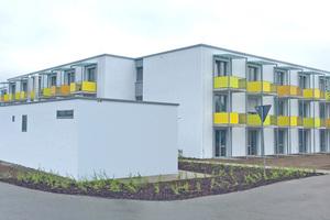 Studentenappartements in Bayreuth mit externer Heizzentrale