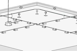 """<div class=""""grafikueberschrift"""">Seilanlage und Fangeinrichtung</div>Integration der Absturzsicherung in die Fangeinrichtung<br />"""